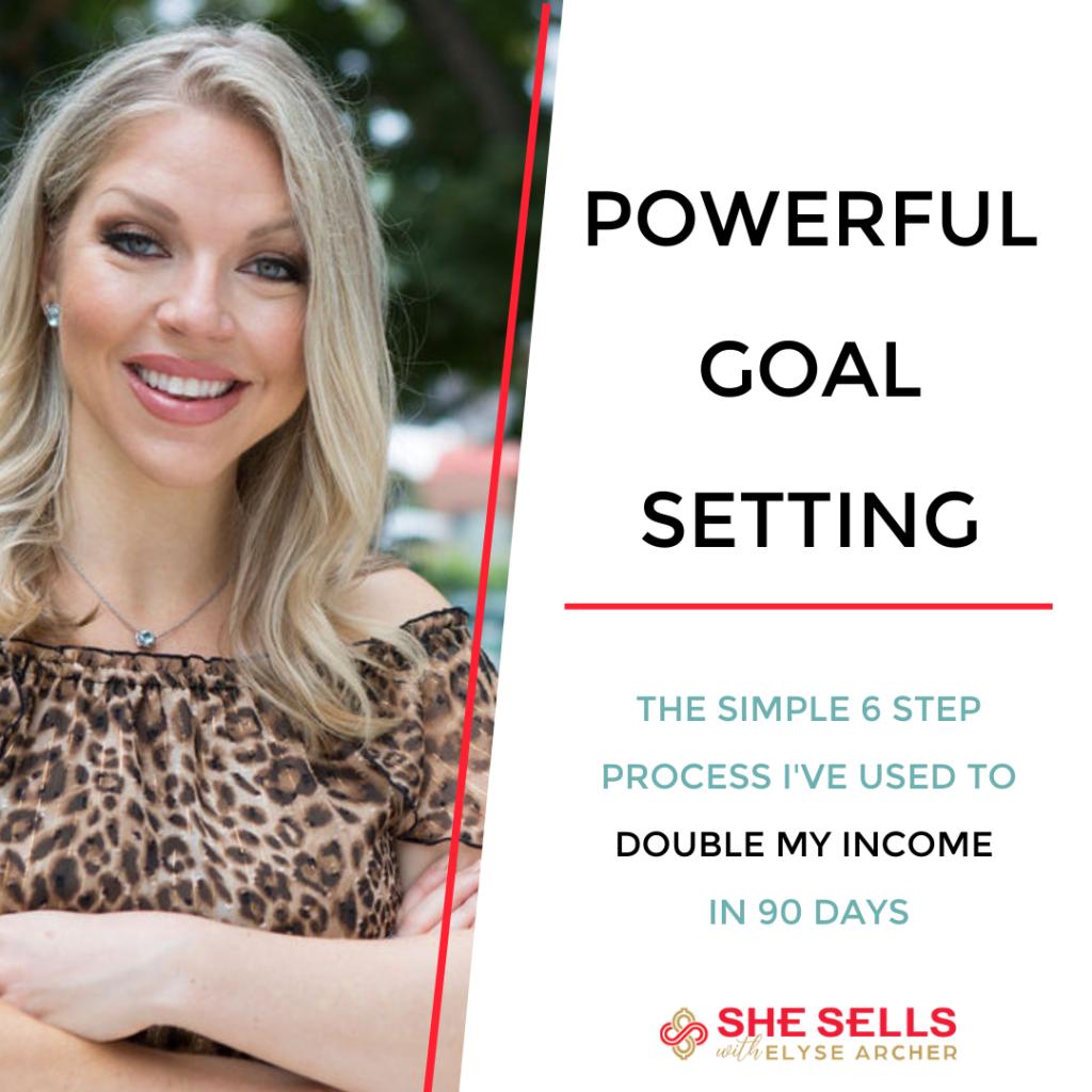 Powerful Goal Setting