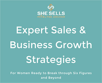 She Sells - Expert Sales and Business Growth Strategies