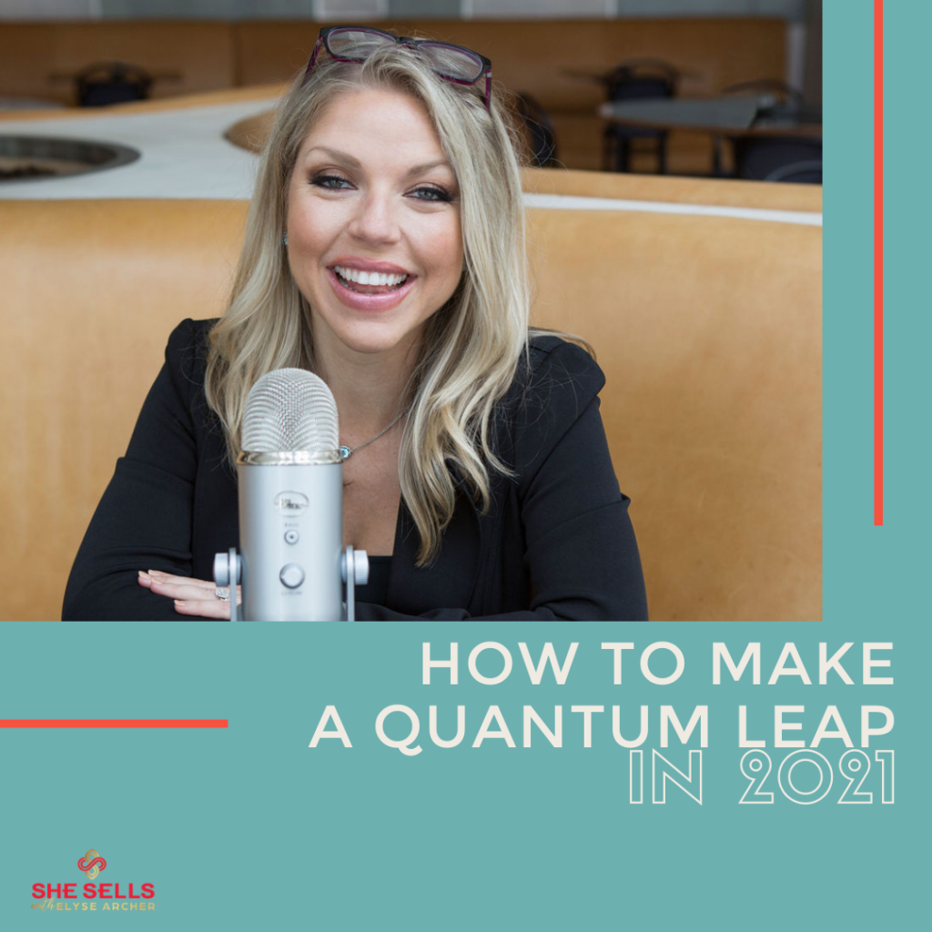How to Make a Quantum Leap in 2021