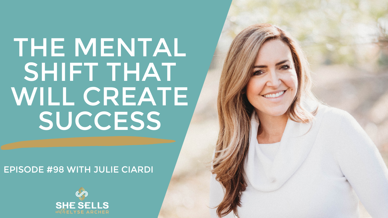 The Mental Shift that Will Create Sucess